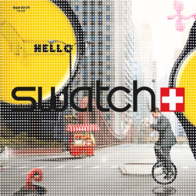 Swatch Group - Area rivenditori